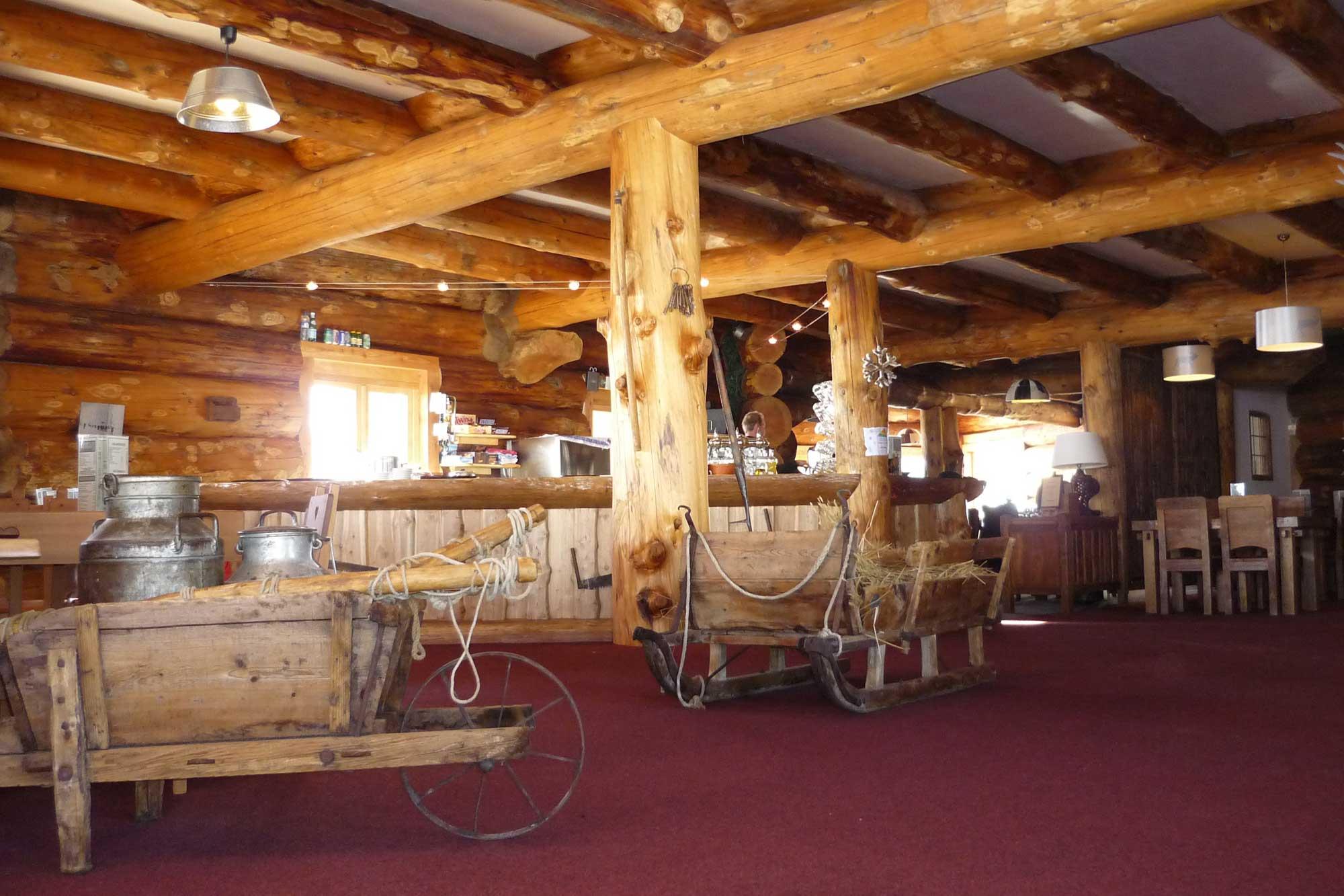 Photos du restaurant d 39 altitude le flocon - Restaurant d altitude chamrousse ...